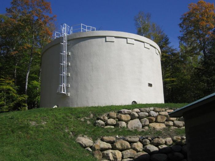 Concrete Ground Storage Tank